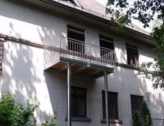 Metallbau Schweig - Balkone