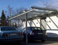 Metallbau Schweig - Carport