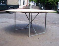 Metallbau Schweig - Klapptisch