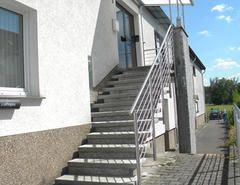 Metallbau Schweig - Vordach